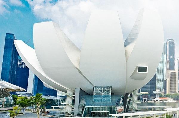 ArtScience Museum Ticketing - Singapore Marina Bay Sands