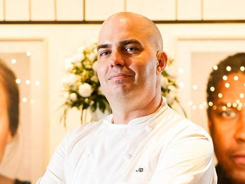 CUT Executive Chef Joshua Brown