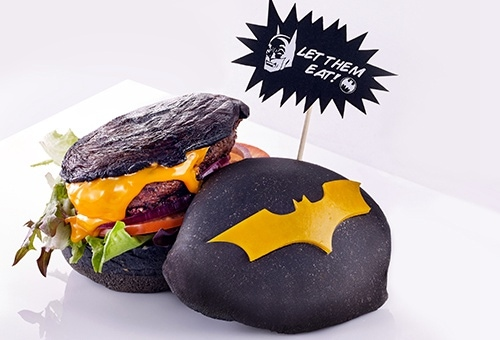 DC Comics Super Heroes Cafe at Marina Bay Sands Singapore