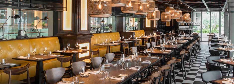Restaurants In Marina Bay Sands Best Food In Singapore