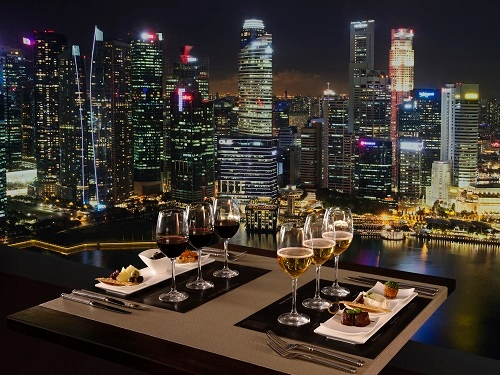 Club 55 at Marina Bay Sands