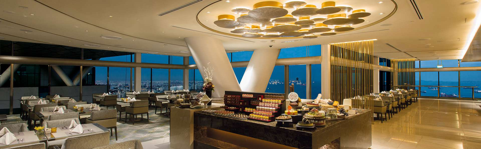 Cheese & Chocolate Buffet in Marina Bay Sands