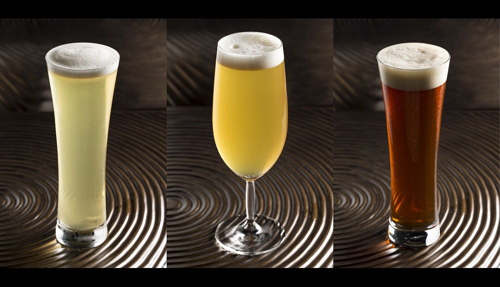 Locally-crafted Draft Beers