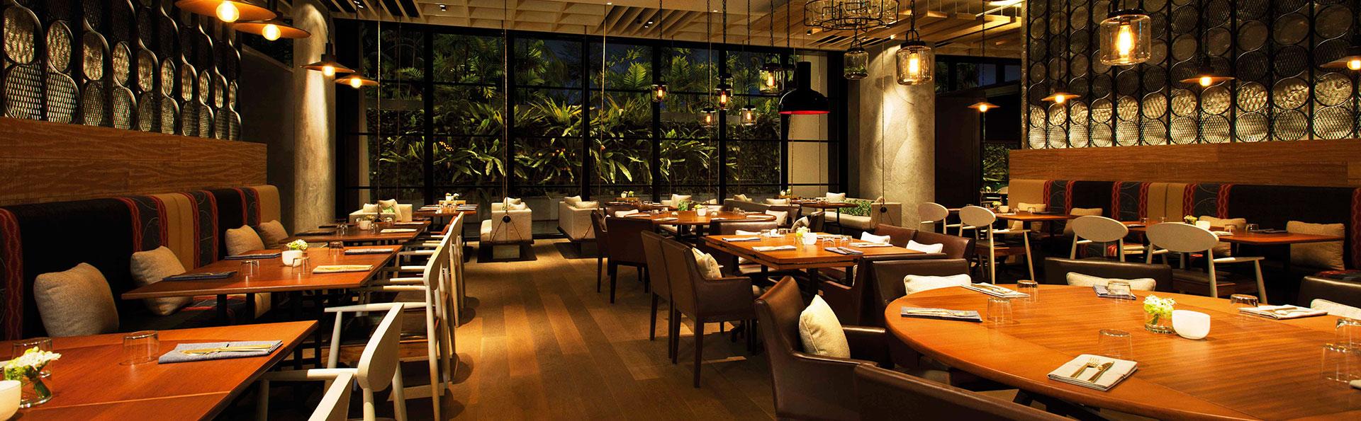 Adrift by David Myers - Celebrity Chef Restaurant in Marina Bay Sands