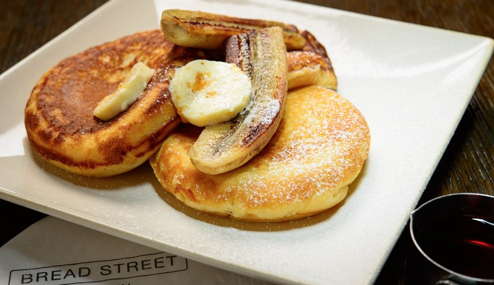 Bread Street Kitchen - Pancake
