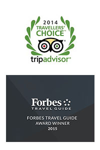TripAdvisor Travellers' Choice Award for CUT by Wolfgang Puck