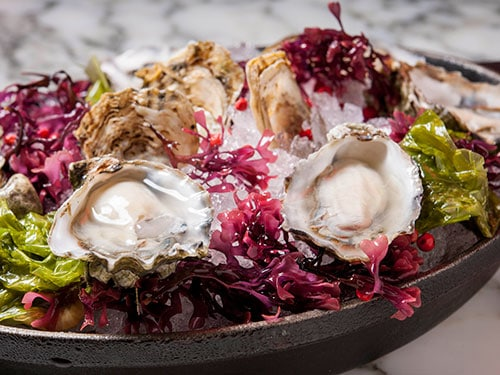 Oyster Hour Specials at db Bistro & Oyster Bar  at Marina Bay Sands