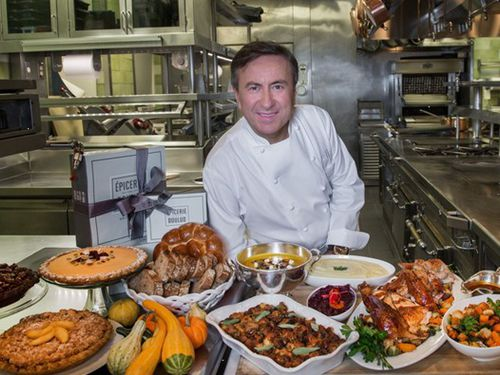 Db bistro oyster bar by daniel boulud top french for Thanksgiving dinner with all the trimmings