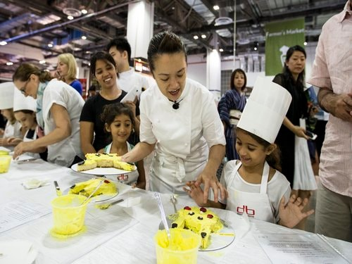 Junior Pastry Academy at db bistro - Marina Bay Sands