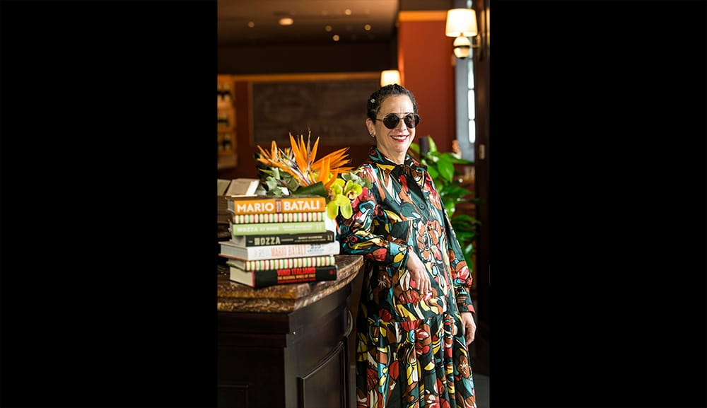 Celebrity Chef Nancy Silverton, winner of James Beard Foundation's prestigious Outstanding Chef Award