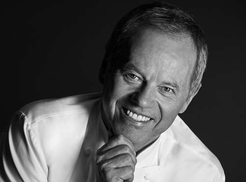 Spago Celebrity Chef Wolfgang Puck