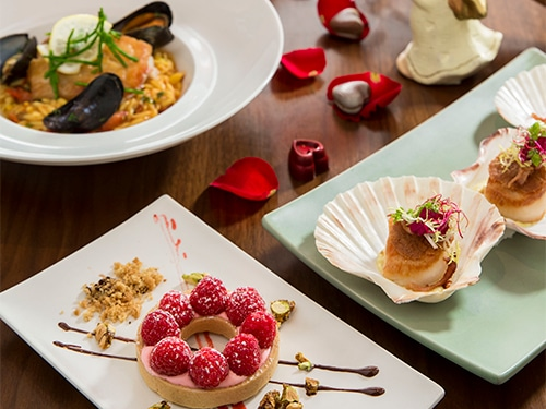Bread Street Kitchen-Valentines day-Marinabaysands