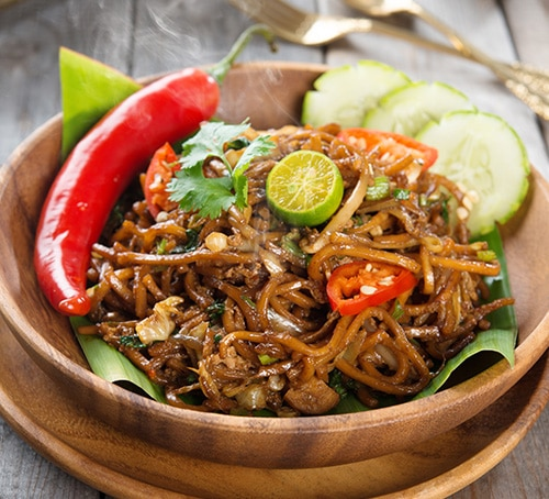 Mee Goreng, Guide to Noodles, Singapore Foodie Guide, Marina Bay Sands