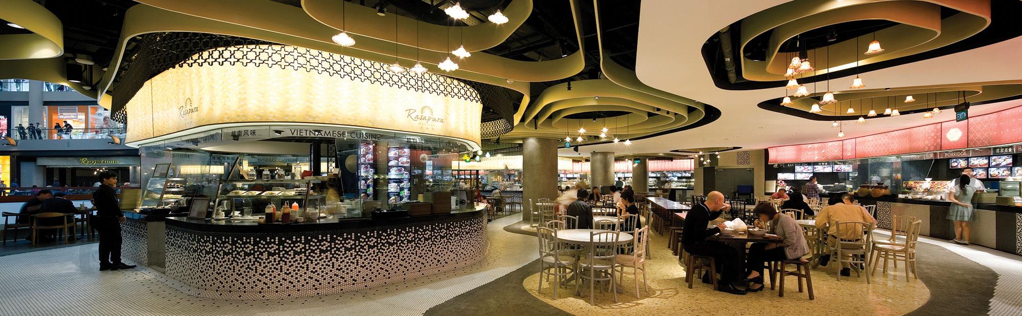 Best Restaurants Marina Bay