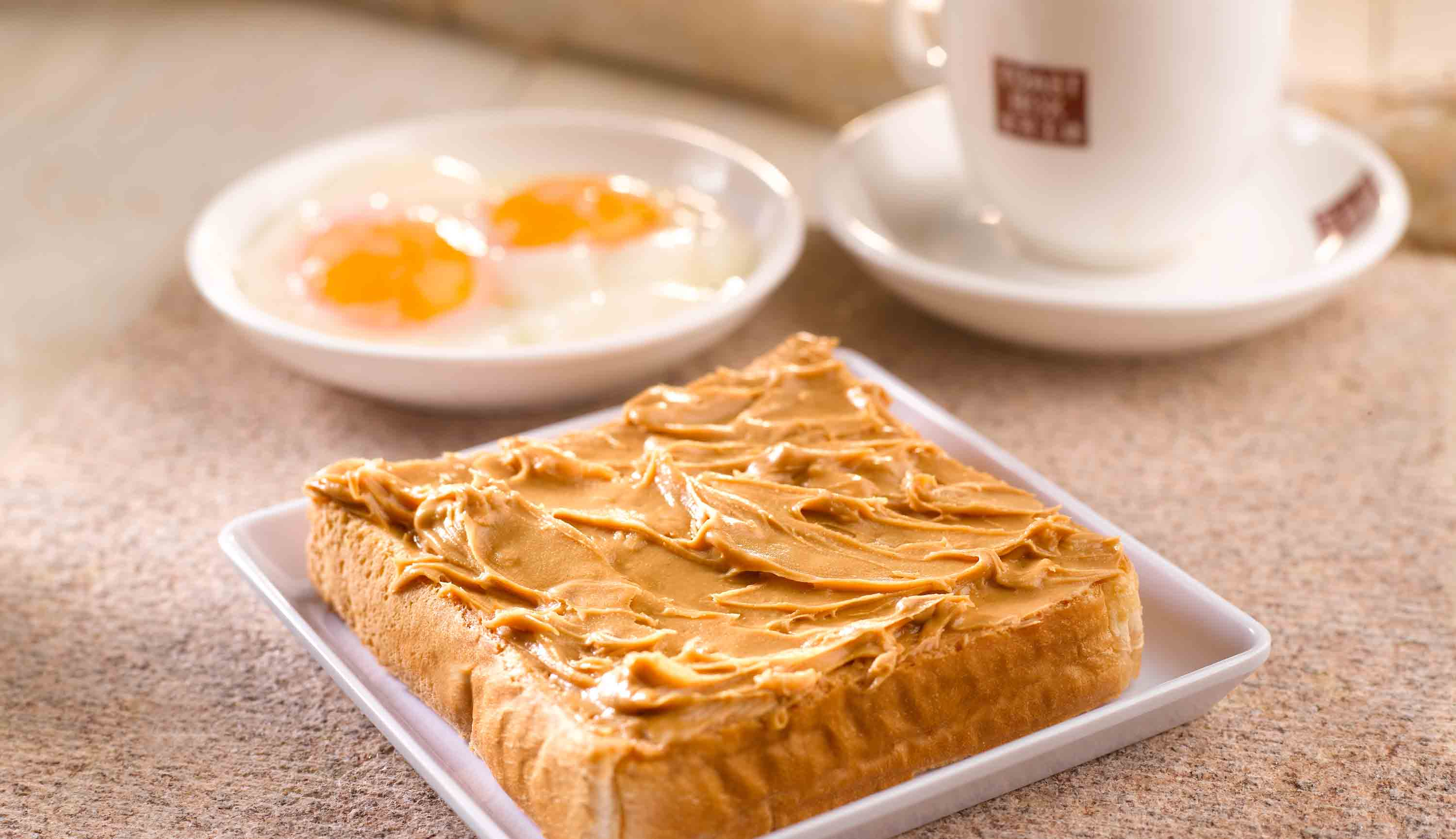 Toast Box - Peanut Butter Toast
