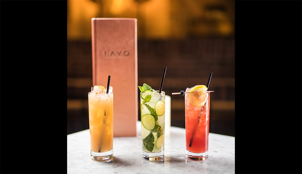 LAVO Singapore Restaurant & Rooftop Bar