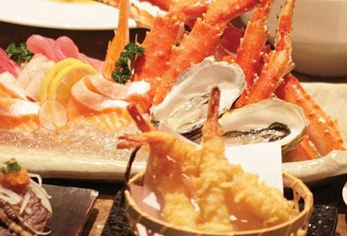 Sushi Plate in Bay Sushi