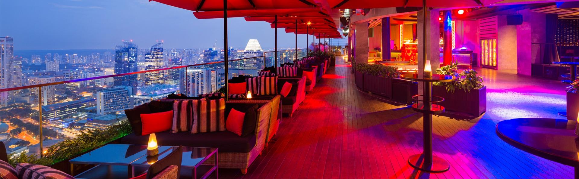 Marina Bay Sands Restaurants Top Floor Carpet Vidalondon