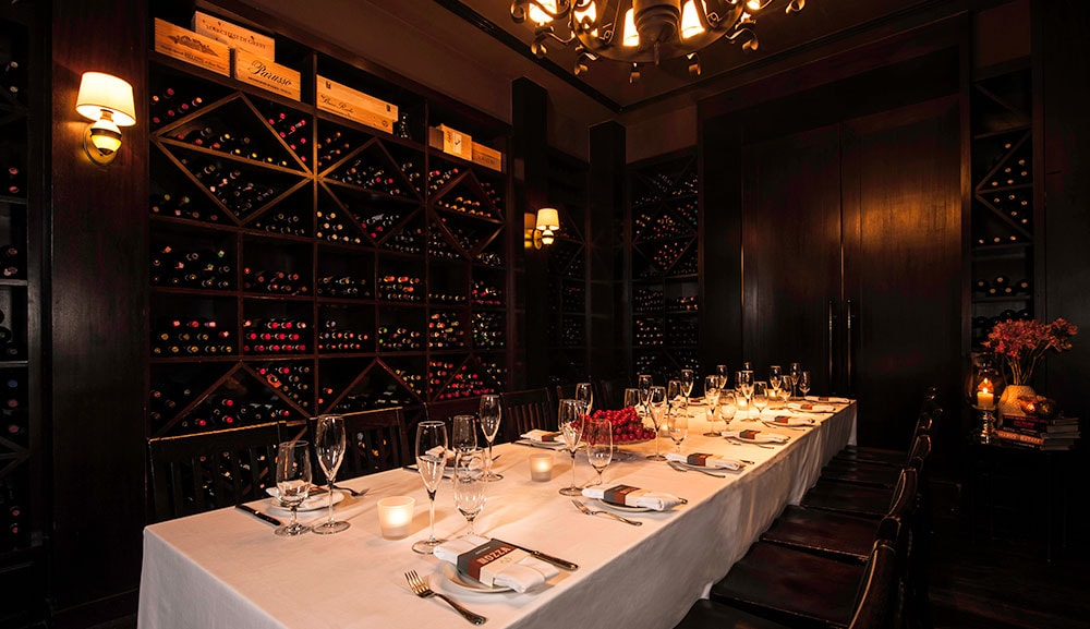 Private Dining Events At Marina Bay Sands
