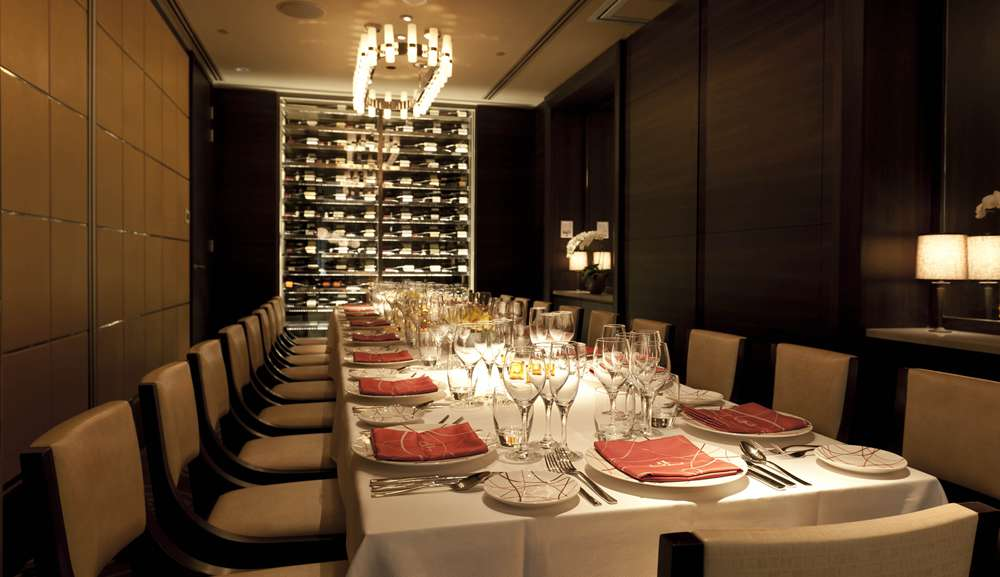 Private dining events at marina bay sands for Restaurants with private dining rooms