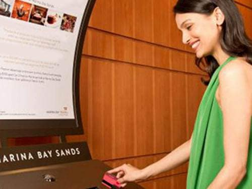 Sands Rewards LifeStyle sign up
