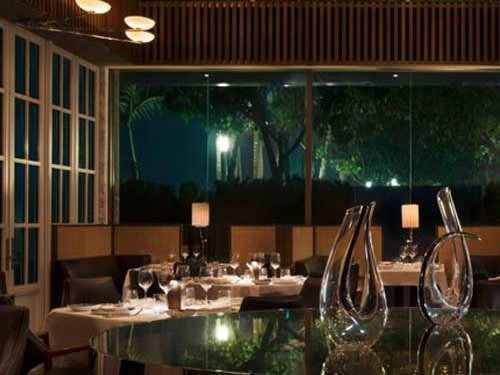 Spago by Wolfgang Puck at Marina Bay Sands