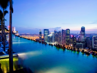infinity pool singapore wallpaper. Spectacular Travel Photos Infinity Pool Singapore Wallpaper