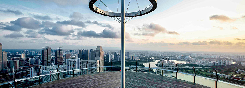 Sands skypark observation deck for Marina bay sands swimming pool entrance fee