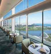 The Club in Marina Bay Sands with Sea View