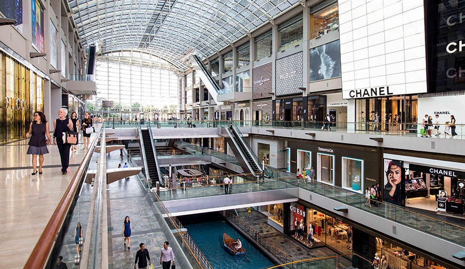 The Shoppes Marina Bay Sands