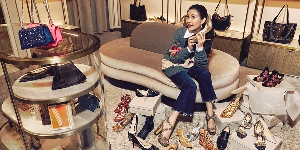 Cheryl Wee Style Investments at The Shoppes at Marina Bay Sands
