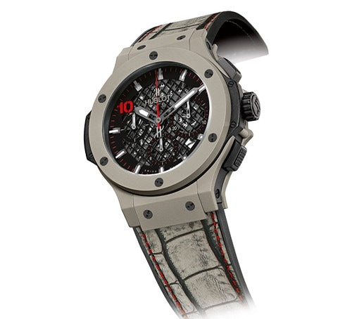 Hublot: Red Dot Bang Hublonium