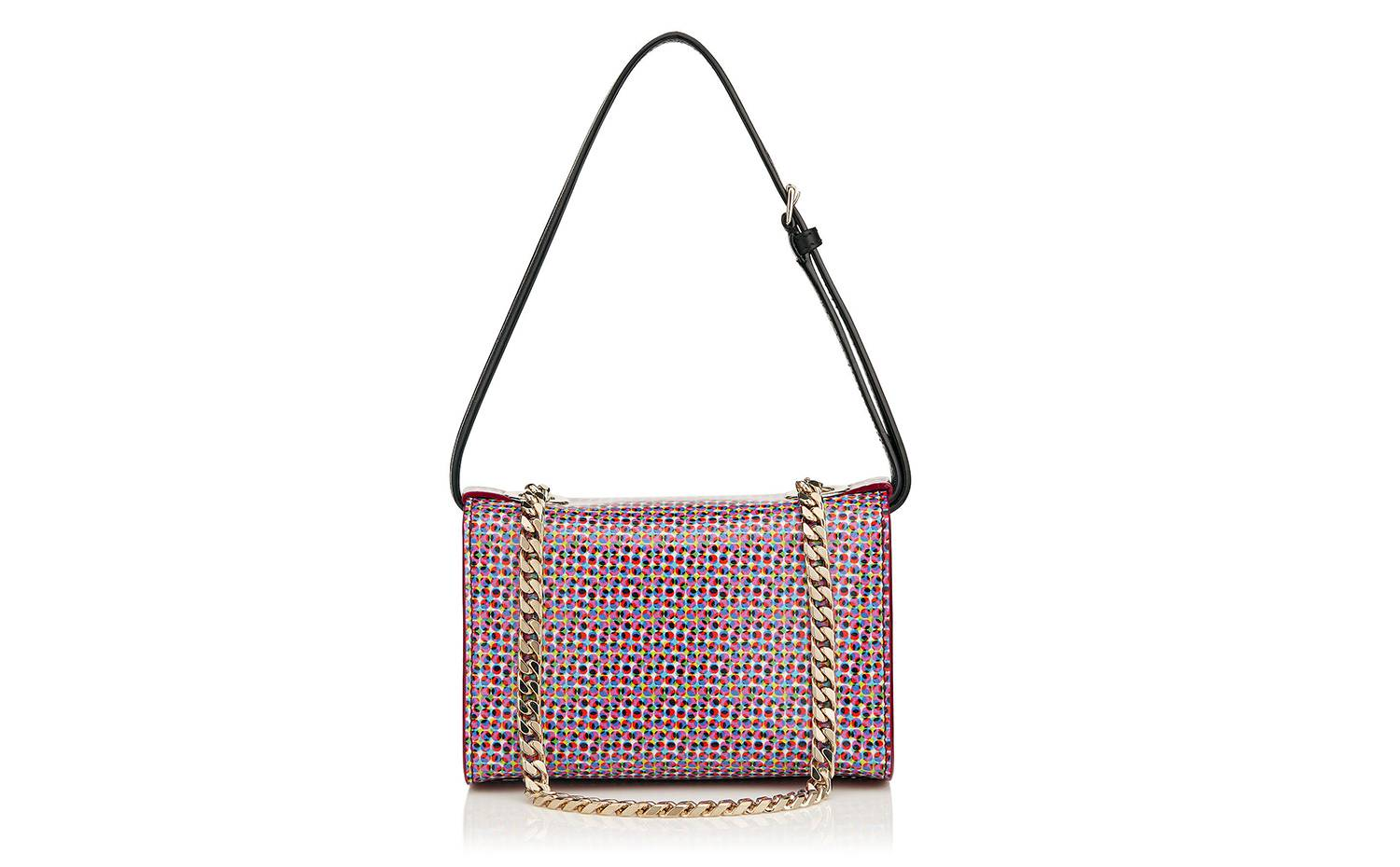 Jimmy Choo - Digital Print Patent Leather Handbag