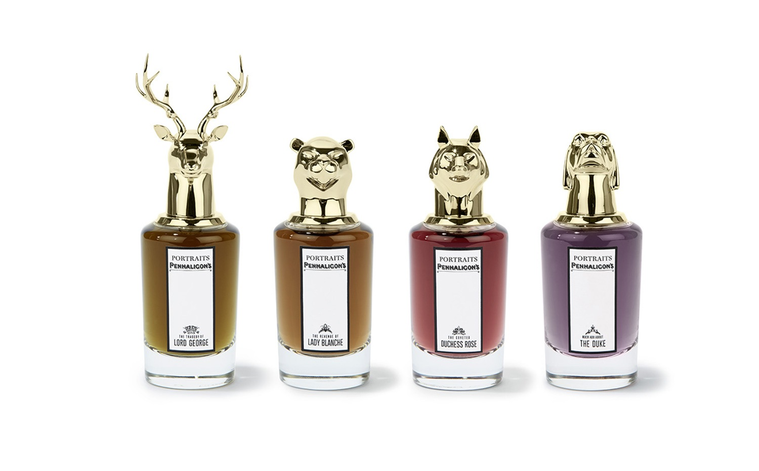 Penhaligon's: Portraits - The Revenge of Lady Blanche