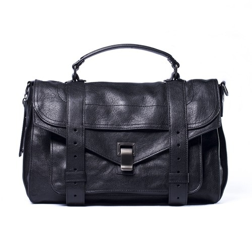 Proenza Schouler: PS1 in Black