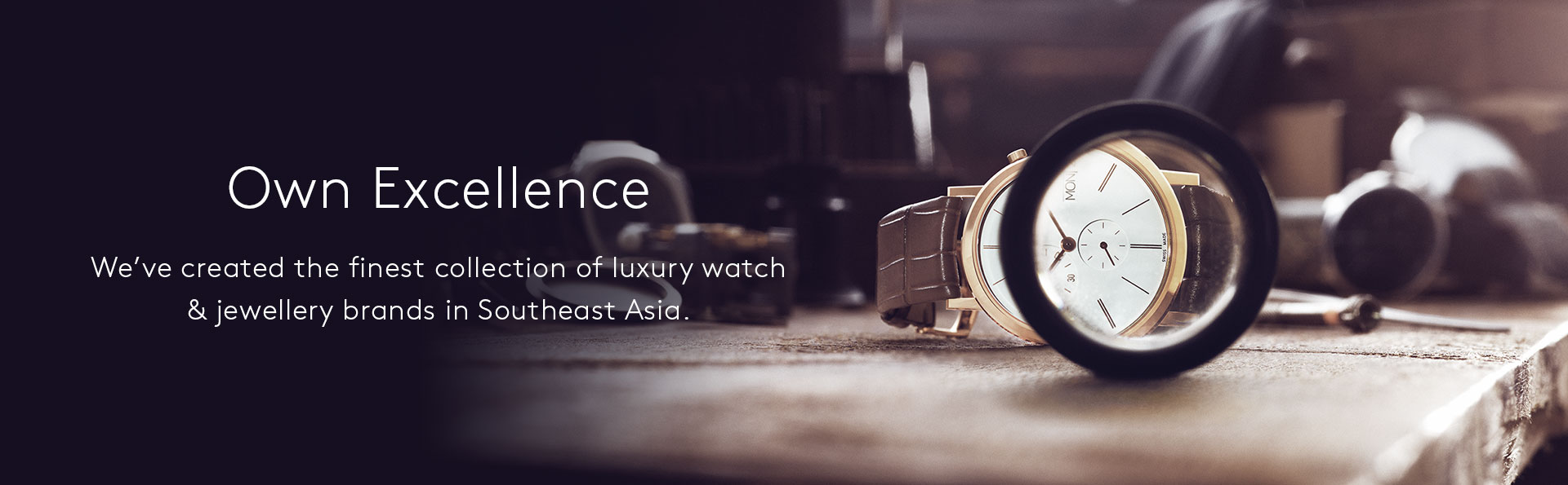 watch u0026 jewellery collection