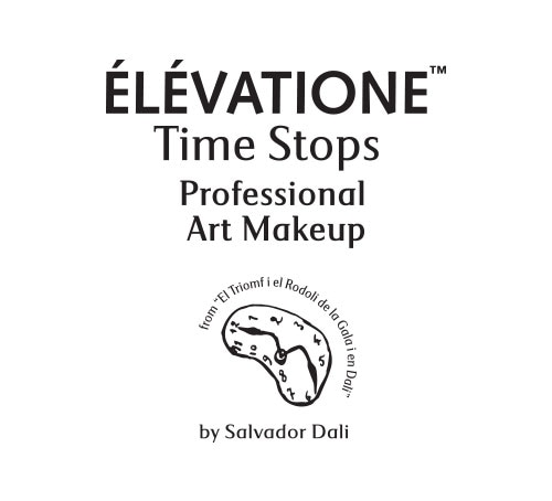 Elevatione Time Stops By Salvador Dali