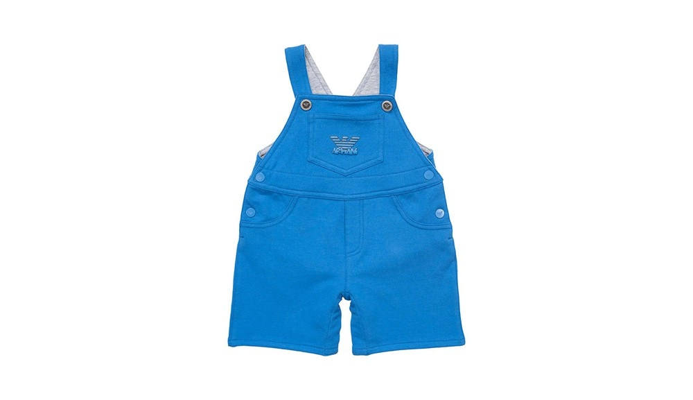 Armani Junior - Overall with Press Side Buttons
