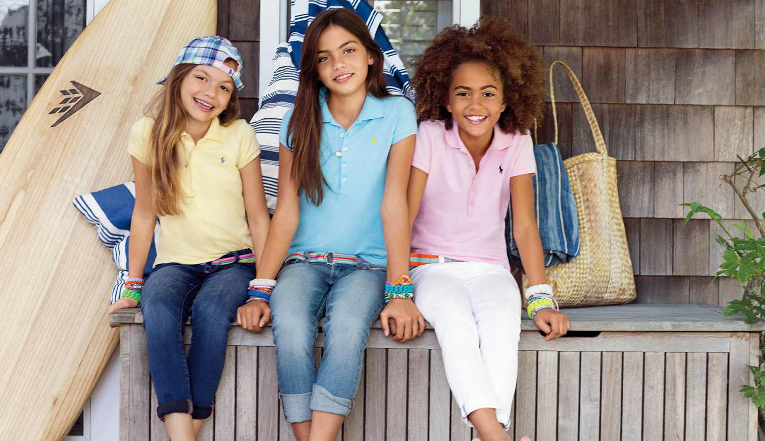 Ralph Lauren Children Spring 2015 Collection