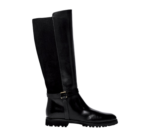 Calf skin boots from Longchamp