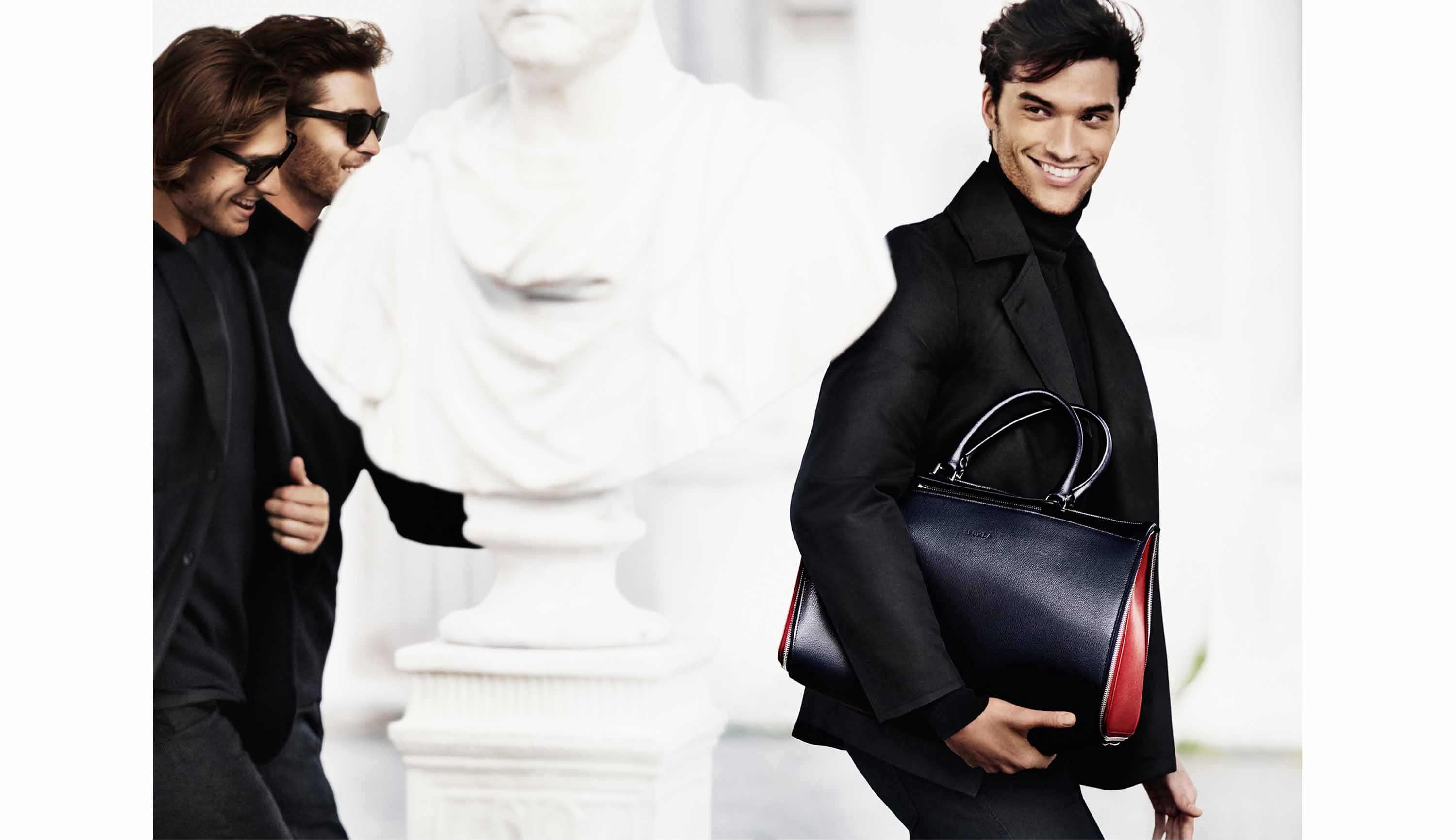 FURLA Fall Winter 2015 Men's Collection