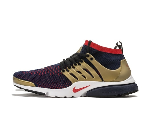 "Nike Air Presto Flyknit Ultra ""Olympic"""