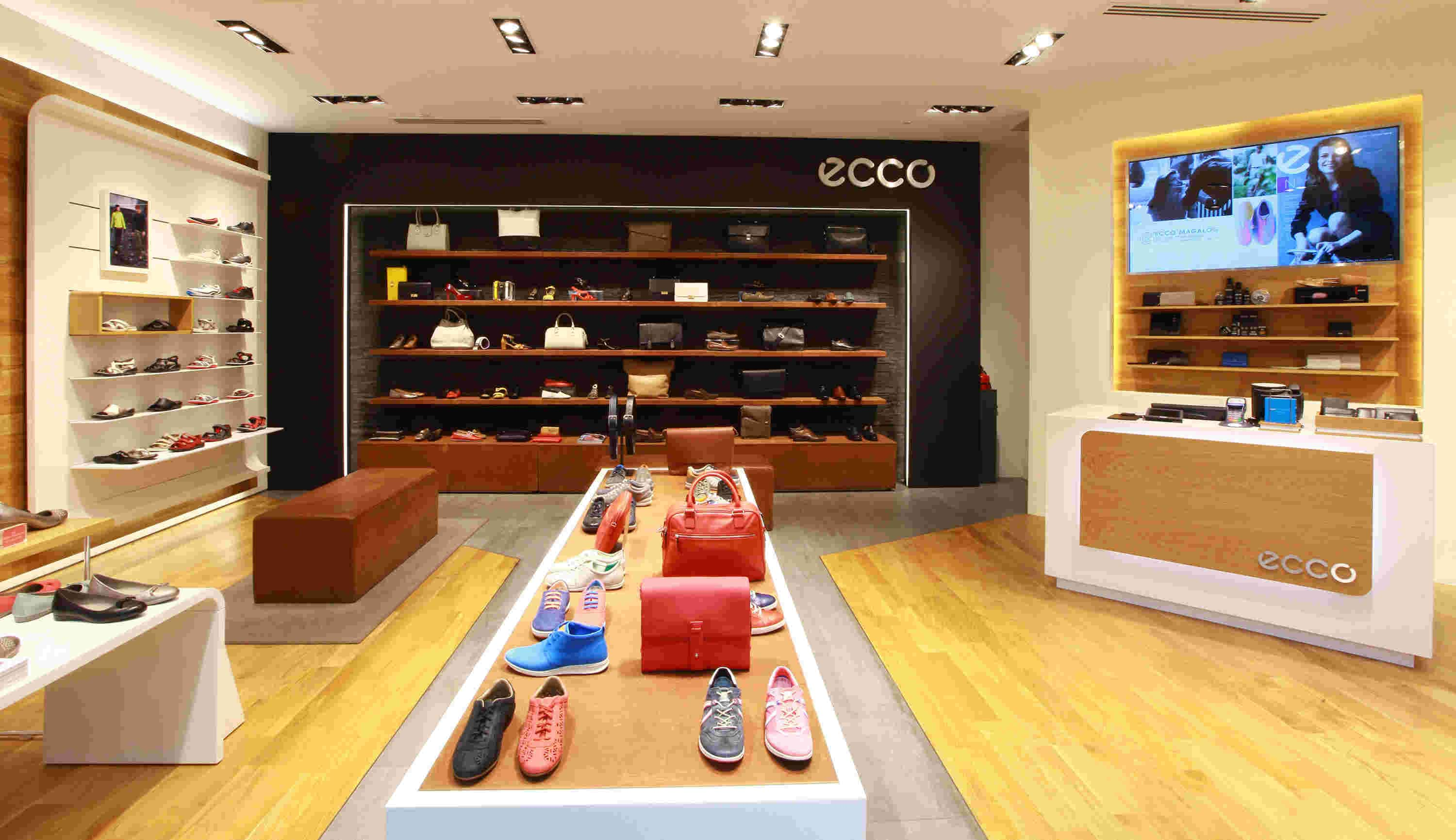 ECCO store in Marina Bay Sands