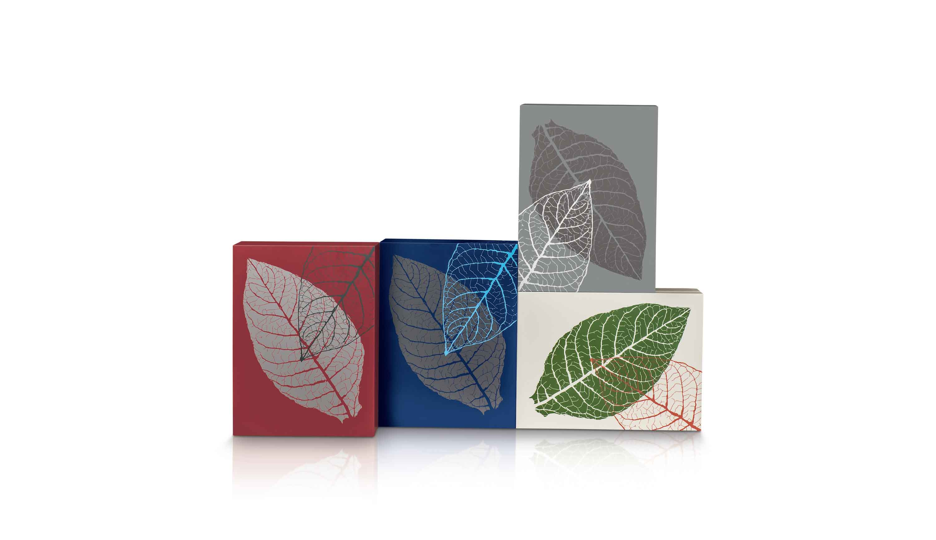Zino Graphic Leaf Humidors