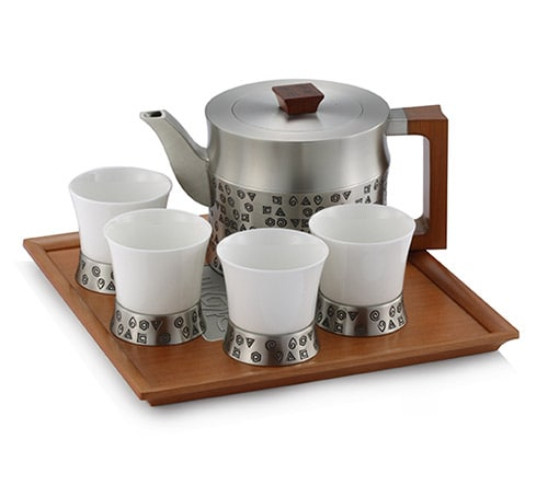 Five Elements teaset