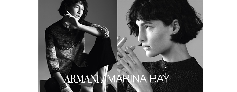 Armani at Marina Bay Sands Featured Products