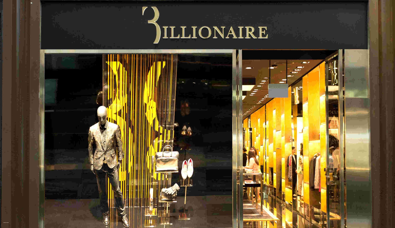Fashion Couture Boutique Billionaire Couture Boutique