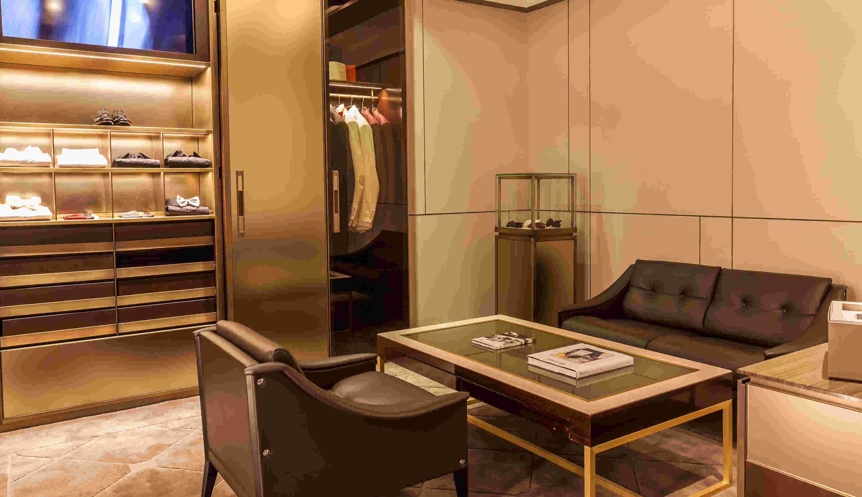 Brioni Boutique