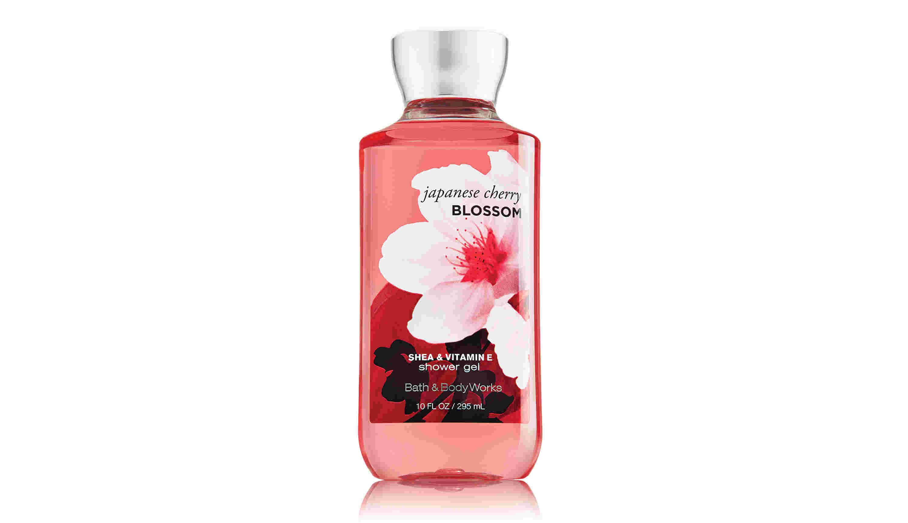 Japanese Cherry Blossom Full Size Bottle Shower Gel