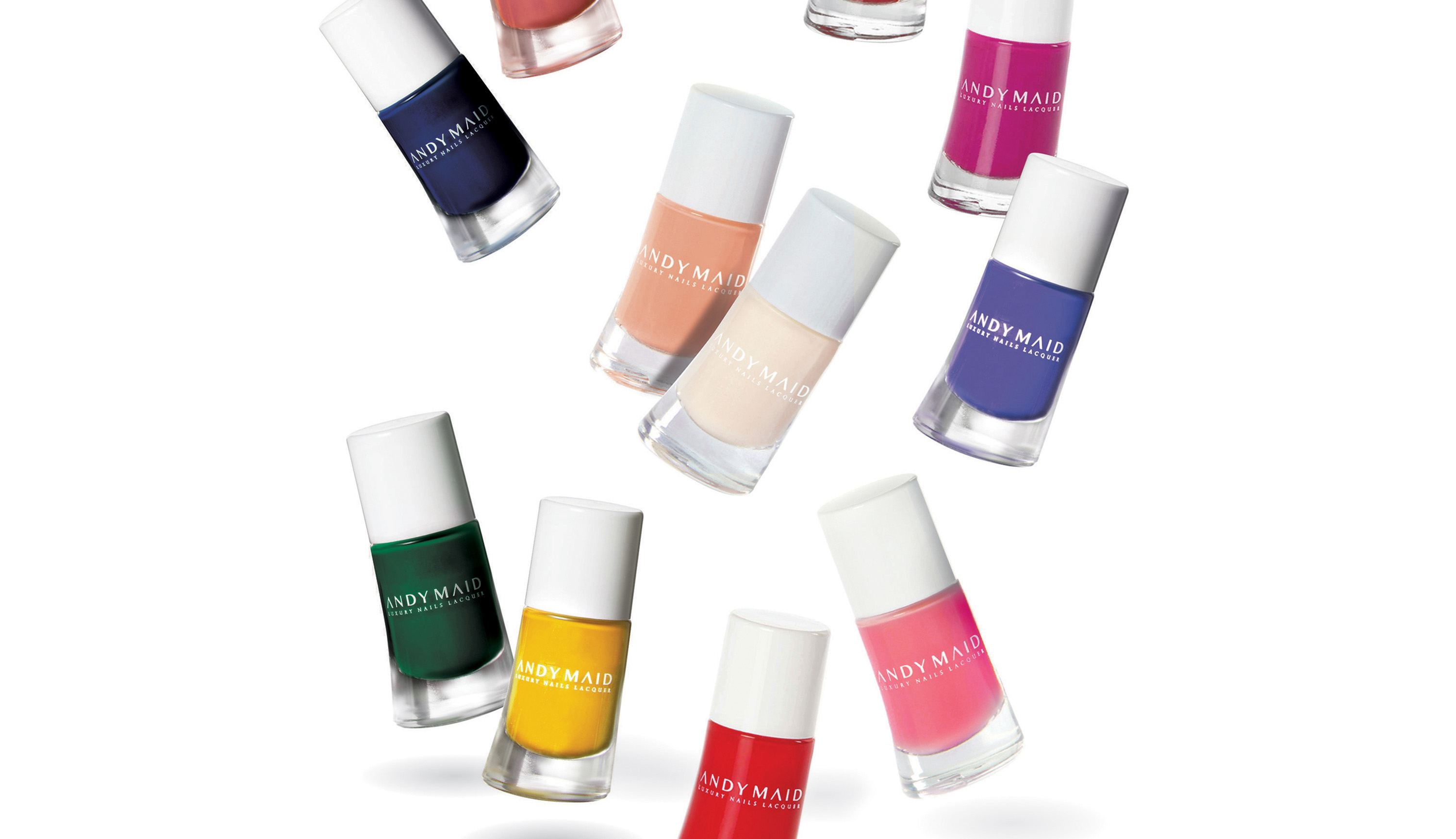Luxury Nail Lacquer by Andy Maid-Italy
